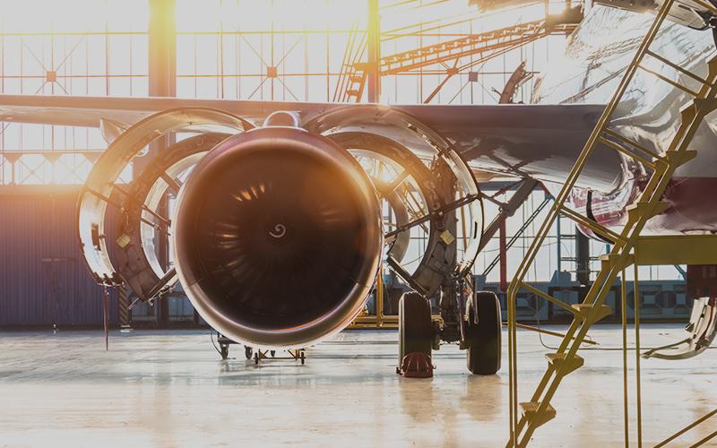 Industry-best repair and overhaul services drive customer satisfaction